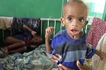 Zhruba 14 milionům lidí v jižní Africe hrozí hlad kvůli suchu. Ilustrační foto.