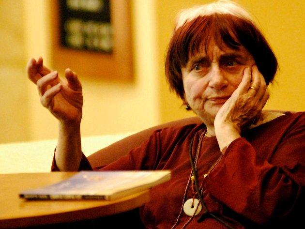 Režisérka Agnès Varda dnes
