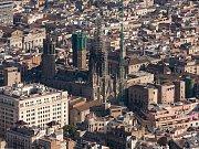 Barcelona - hlavní město Katalánska. Ilustrační foto