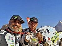 Nejjednodušší Rallye Dakar. Ouředníček si ale odnesl šrámy na duši
