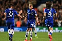 Chelsea - PSG: Andre Schurrle a jeho radost
