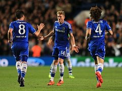 Chelsea - PSG: Andre Schurrle a jeho radost