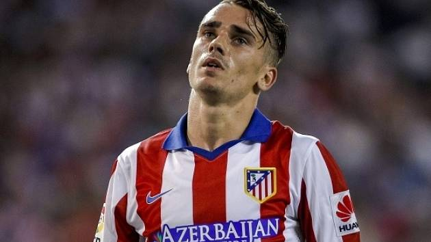 Mario Mandžukič v dresu Atlética Madrid