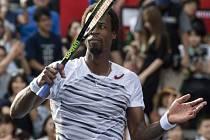 Francouzský tenista Gaël Monfils.
