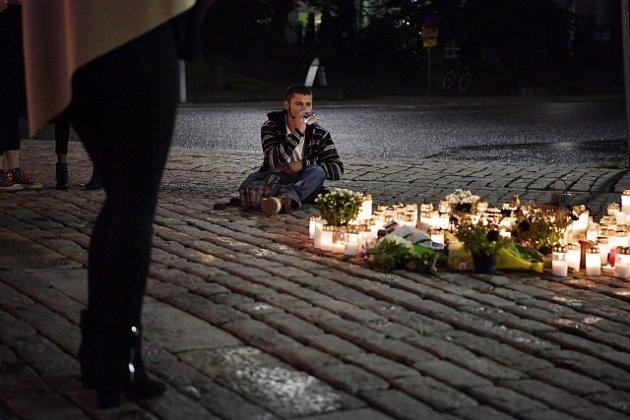 Teroristický útok ve finském Turku