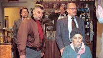 Velkou popularitu Knop získal díky nováckému seriálu Hospoda.