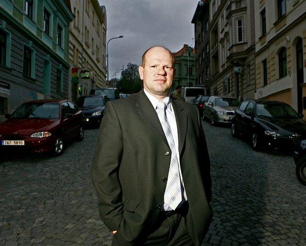 Prezident Hospodářské komory Petr Kužel.
