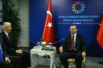 V Istanbulu se koná první summit OSN k humanitární činnosti.