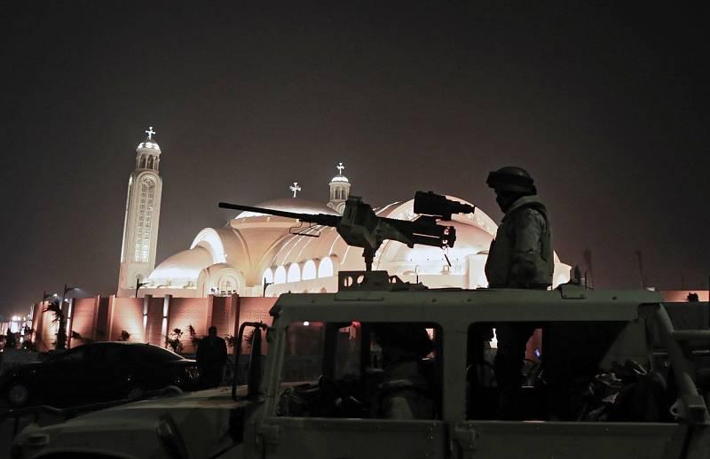 Největší kostel na Blízkém východě nedaleko egyptské Káhiry.