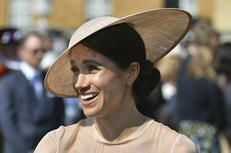 Meghan, vévodkyně ze Sussexu.