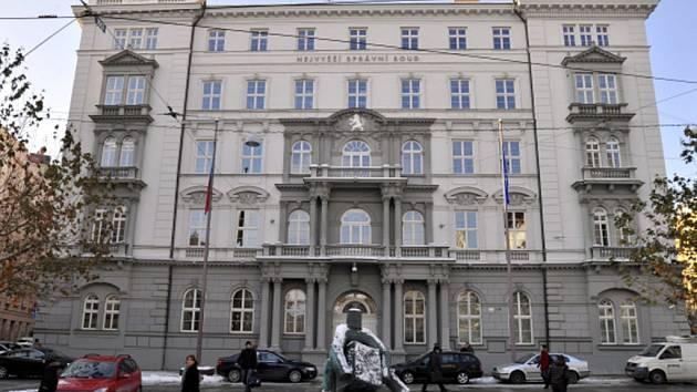 Nejvyšší správní soud. Ilustrační foto.