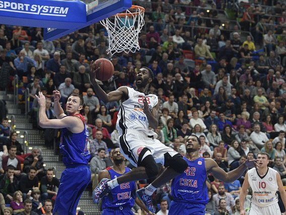 VTB liga: Nymburk prohrál s CSKA Moskva