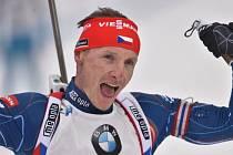 Ondřej Moravec na medaili těsně nedosáhl