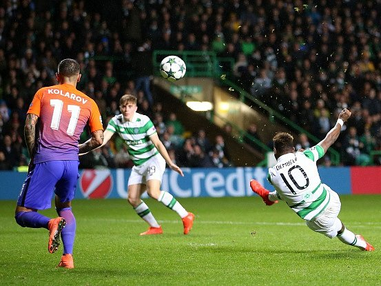 Celtic Glasgow - Manchester City