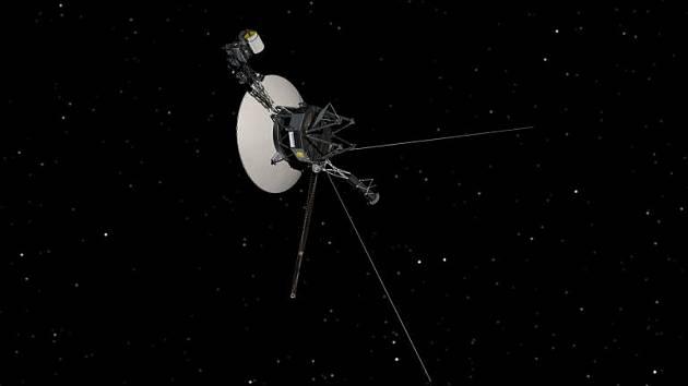 Mezihvězdná sonda Voyager 2 se ozvala po osmi měsících rádiového ticha - nejdelší odmlce za posledních 30 let