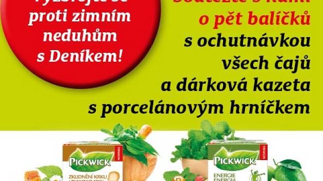 Čaj Pickwick.