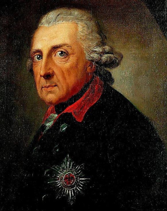 Fridrich II. byl největším oponentem Marie Terezie po celý její život