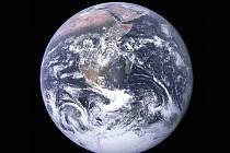 Planeta Země. Ilustrační foto.