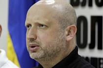 Oleksandr Turčynov.