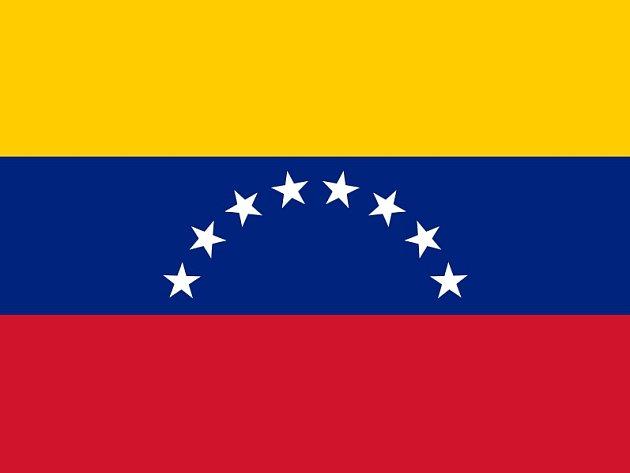 Venezuelská vlajka