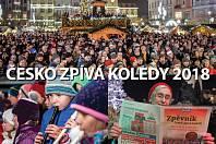 Videosouhrn SPECIÁL: Česko zpívá koledy 2018