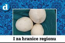 Pýchavkové úlovky Martina Chmelíčka dosáhly téměř čtyř kilogramů.