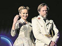 0b49ab5ae4c Divadlo Studia Dva uvedlo premiéru muzikálu Evita