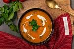 Marocká zeleninová polévka s cizrnou