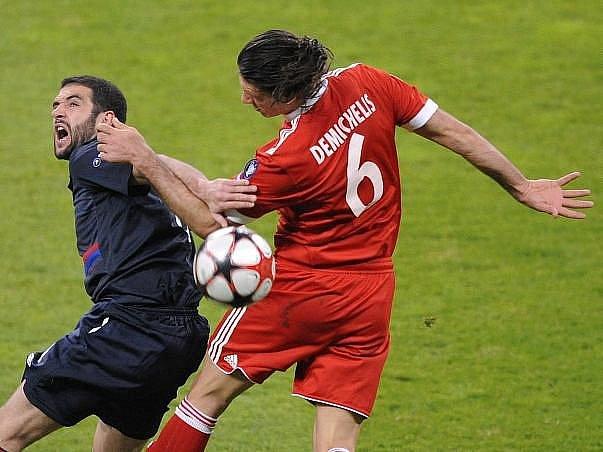 Tvrdost Demichilise z Bayernu na vlastní kůži pocítil Alisandro.