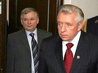 J. Kaczynski a Lepper