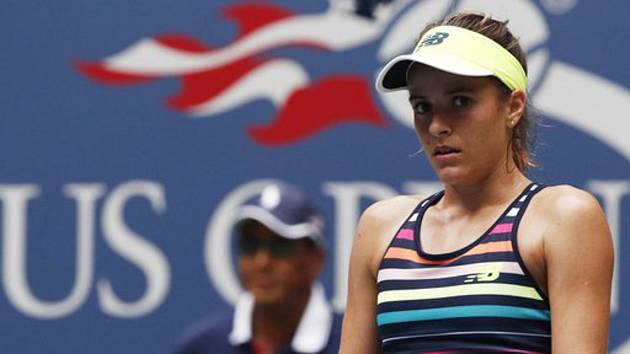 Americká tenistka Nicole Gibbsová