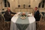 Tradiční setkání prezidenta Miloše Zemana s premiérem Andrejem Babišem