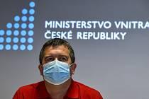 Ministr vnitra Jan Hamáček.