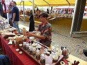 V Těšíně se konal už podesáté Svátek čaje. během dvou dnů jej navštívilo oko 600 lidí.Foto: Hana Husovská