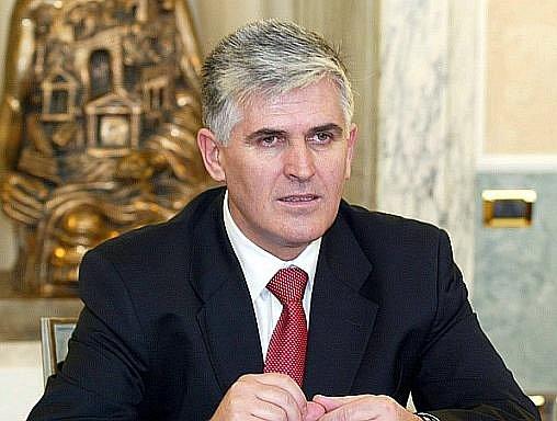 Kosovský ministr vnitra Bajram Rexhepi