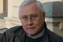 Herec Jaroslav Satoranský.