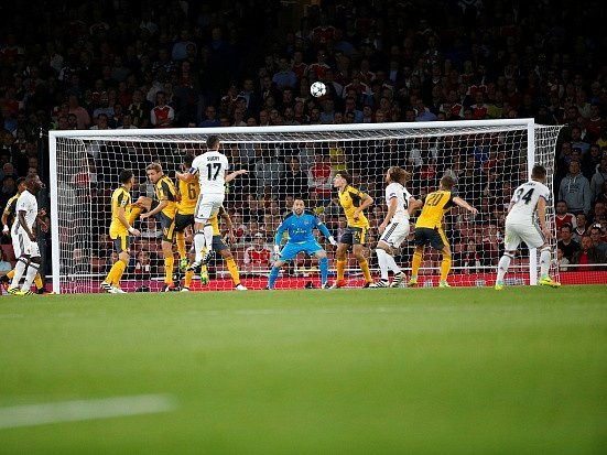 Arsenal - Basilej