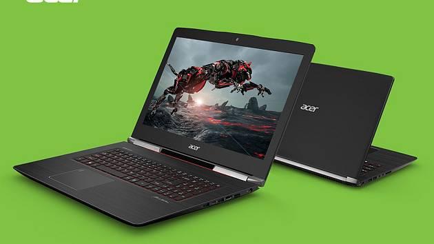 Herní notebook Acer Aspire V 17 Nitro.