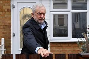 Lídr britských labouristů Jeremy Corbyn