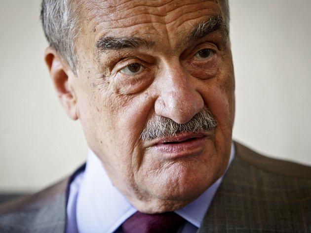 Předseda zahraničního výboru Poslanecké sněmovny českého parlamentu Karel Schwarzenberg.