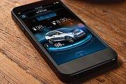 Mobilní aplikace k vozům BMW