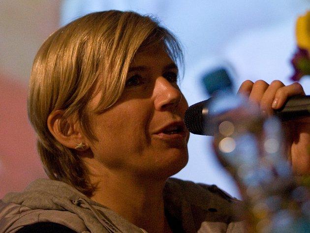 Bývalá běžkyně na lyžích Kateřina Neumannnová.