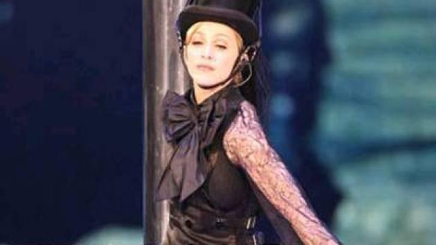 Madonna se chystá svým zpěvem také podpořit hrozby související se změnou klimatu.