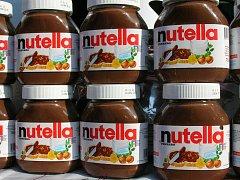 Nutella, ilustrační foto.