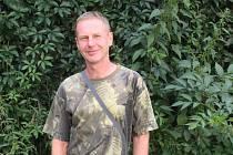 Ekolog Radek Janoušek