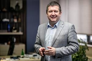 Ministr vnitra Jan Hamáček