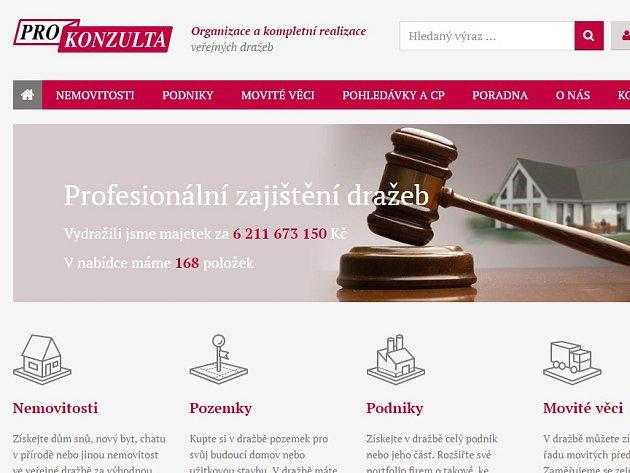Prokonzulta - web