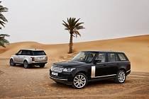 Range Rover čtvrté generace