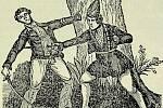 Mary Readová jako nelítostná bojovnice