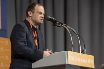 Místopředseda ČSSD Michal Šmarda